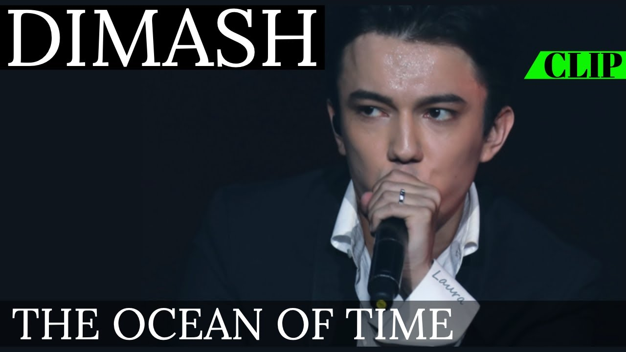 "DIMASH - ""Ocean Over the Time"" / Бали / Clip_4K_HD Sound [SUB]"