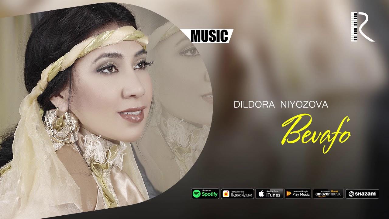 Dildora Niyozova - Bevafo | Дилдора Ниёзова - Бевафо (music version)
