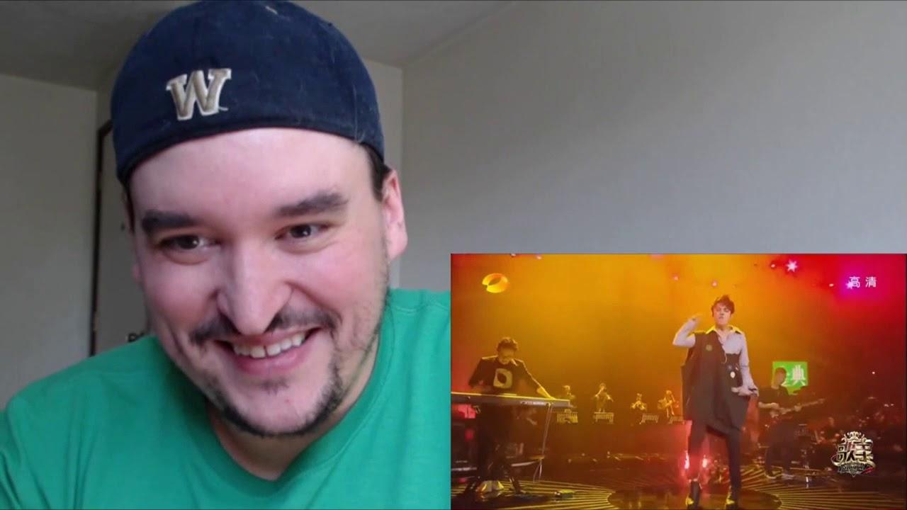 "Former Singer Reacts Dimash Kudaibergen ""Uptown Funk"" Singer 2017 Kazakhstan REACTION"