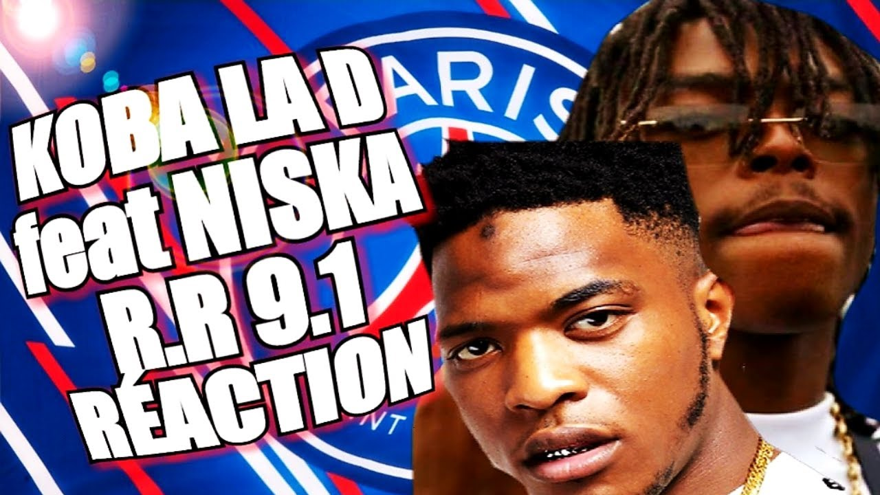 KOBA LAD -  RR 9.1 feat  NISKA | REACTION