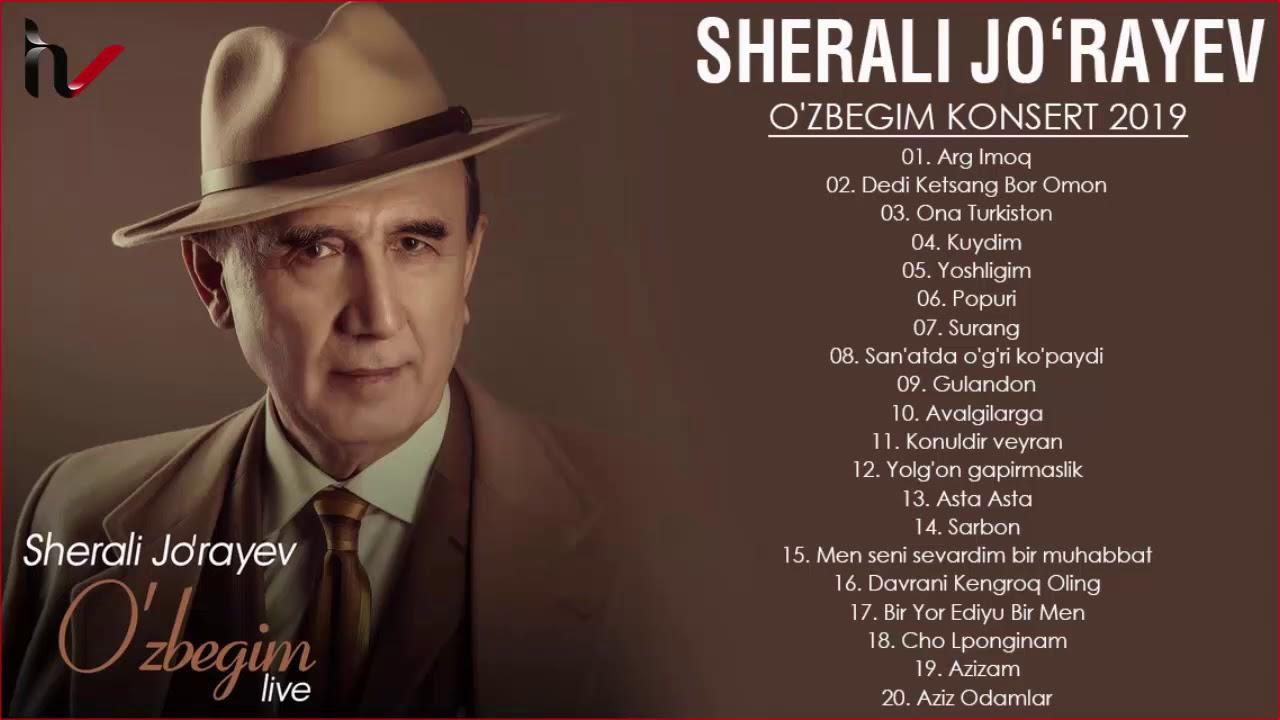 Sherali Jo'rayev Eski Qo'shiqlari - шерали жураев старые песни