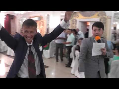 Төребек - Айнагүл той 31.07.2019 Арқалық Наурыз тойханасы Торебек - Айнагул Казахстан свадьба