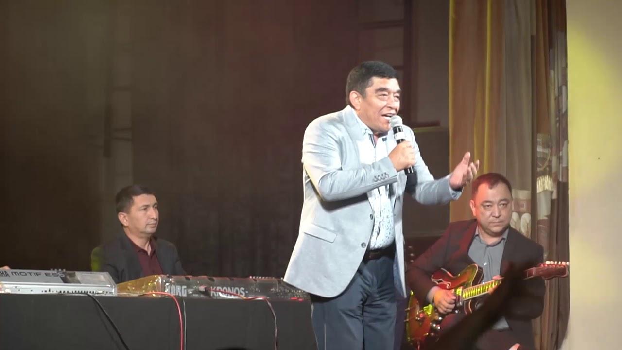Xurshid Rasulov - Shohimardon soylari (concert version 2018)