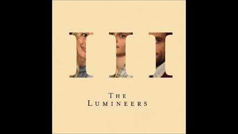 The Lumineers - Salt & The Sea