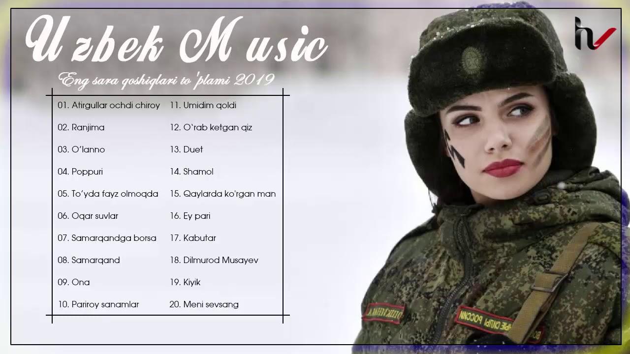 Uzbek Music 2019 - Uzbek Qo'shiqlari 2019 - узбекская музыка 2019 - узбекские песни 2019#62