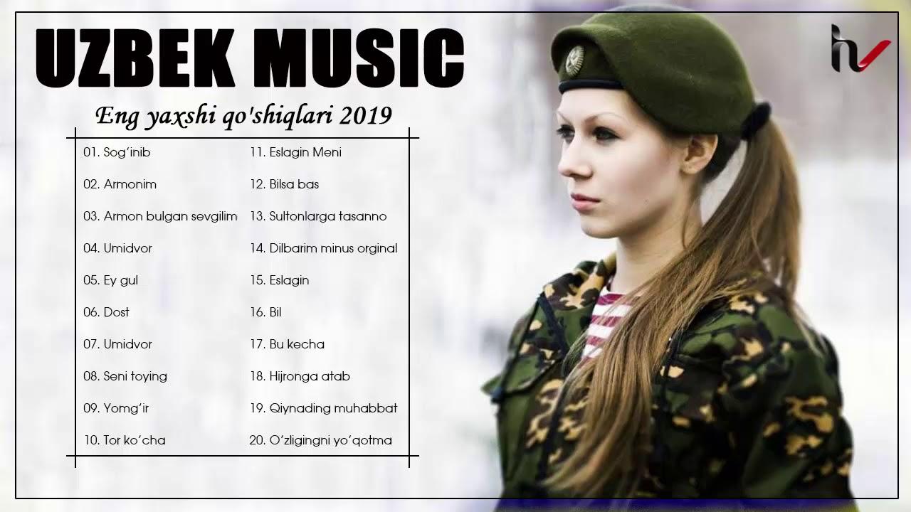 Uzbek Music 2019 - Uzbek Qo'shiqlari 2019 - узбекская музыка 2019 - узбекские песни 2019#59