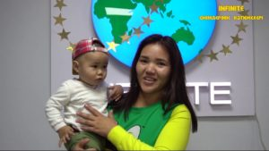 6 жыл сәби сүйе алмаған Алматылық бойжеткен ана атанды!