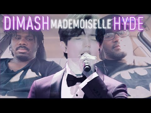 DIMASH Mademoiselle Hyde REACTION!!!!! New Wave 2019