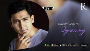 Shavkat Komilov - Qiynamang   Шавкат Комилов - Кийнаманг (music version)
