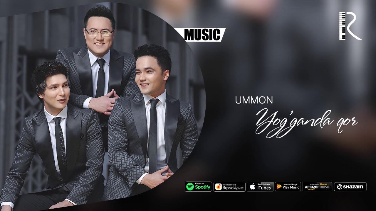 Ummon - Yog'ganda qor   Уммон - Ёгганда кор (music version)