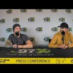 2018 twenty one pilots Press Conference with 97X!