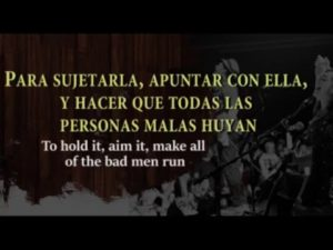 Gun song: sub español The Lumineers