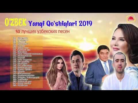 Top 100 Uzbek Music New 2019 - Qo'shiqlari Uzbek Music - узбекские песни 2019