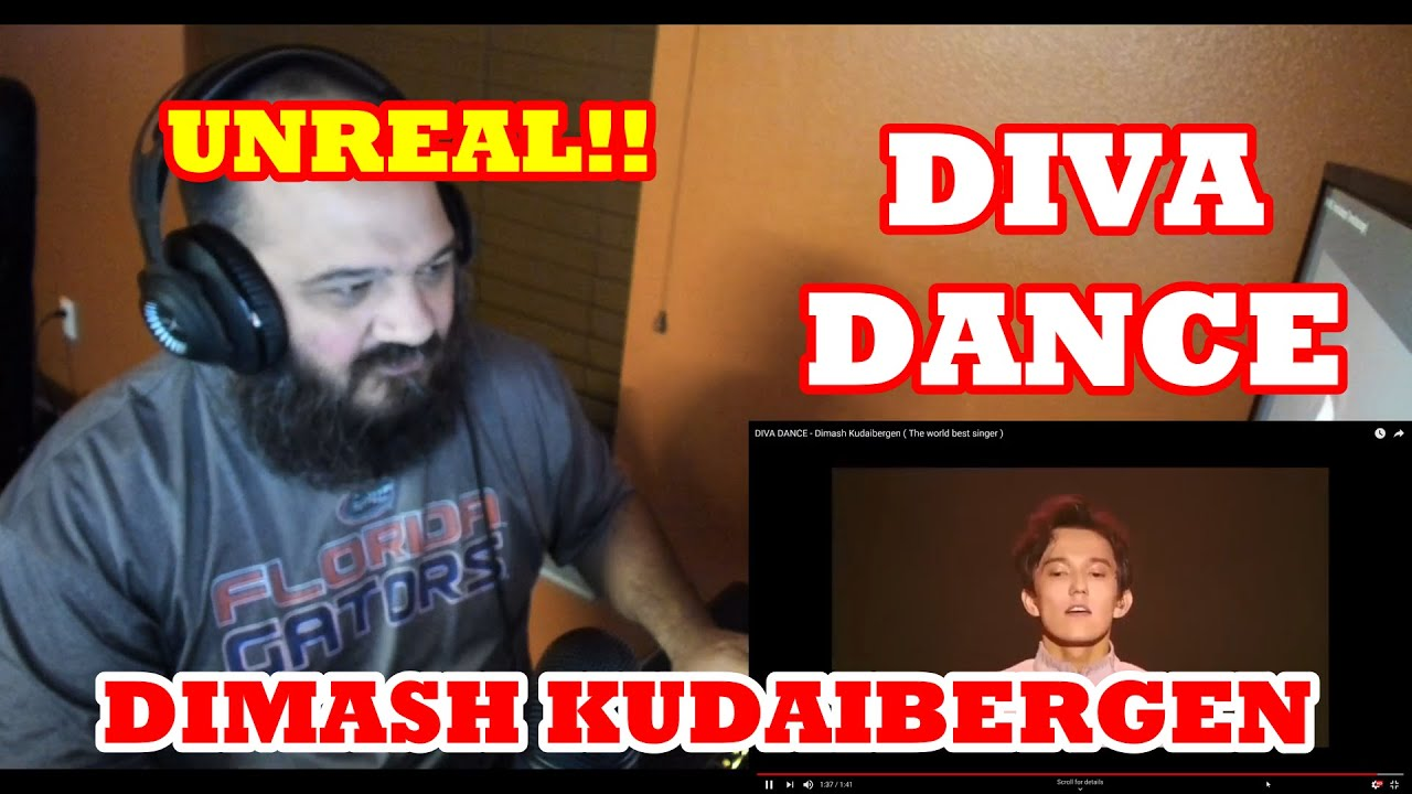 DIVA DANCE - Dimash Kudaibergen ( The world best singer ) | REACTION