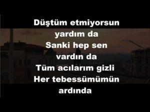 Mustafa Ceceli - Bedel Sözleri (Lyrics)