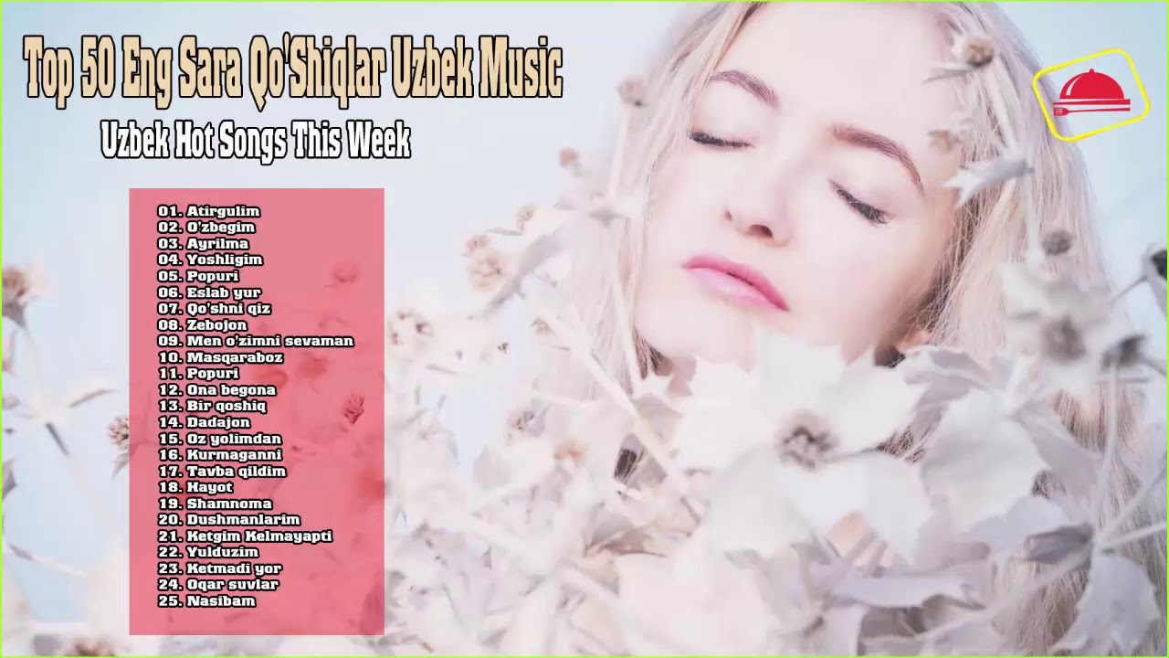 UZBEK TOP 50 SONGS THIS WEEK - узбекские песни-Uzbek qo'shiqlari 2019-Jonli ijro albom 2019