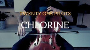 Twenty One Pilots - Chlorine for cello and piano (COVER)