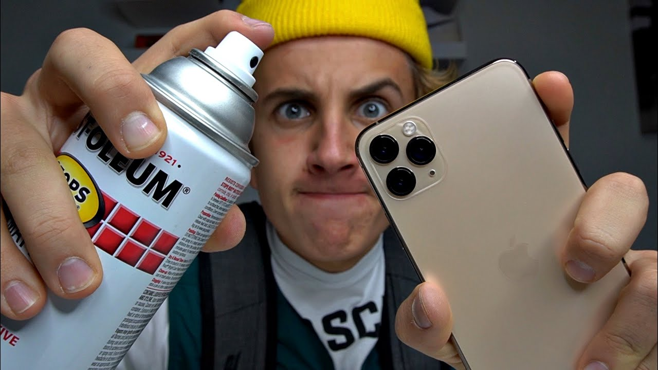 CUSTOM IPHONE 11!!?? (Giveaway)