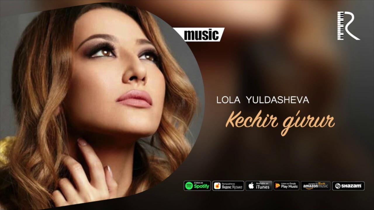 Lola Yuldasheva - Kechir g'urur (official music)