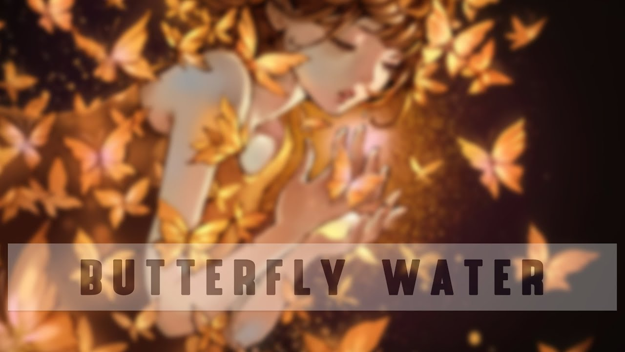 Pastelle & My City Glory - Butterfly Water