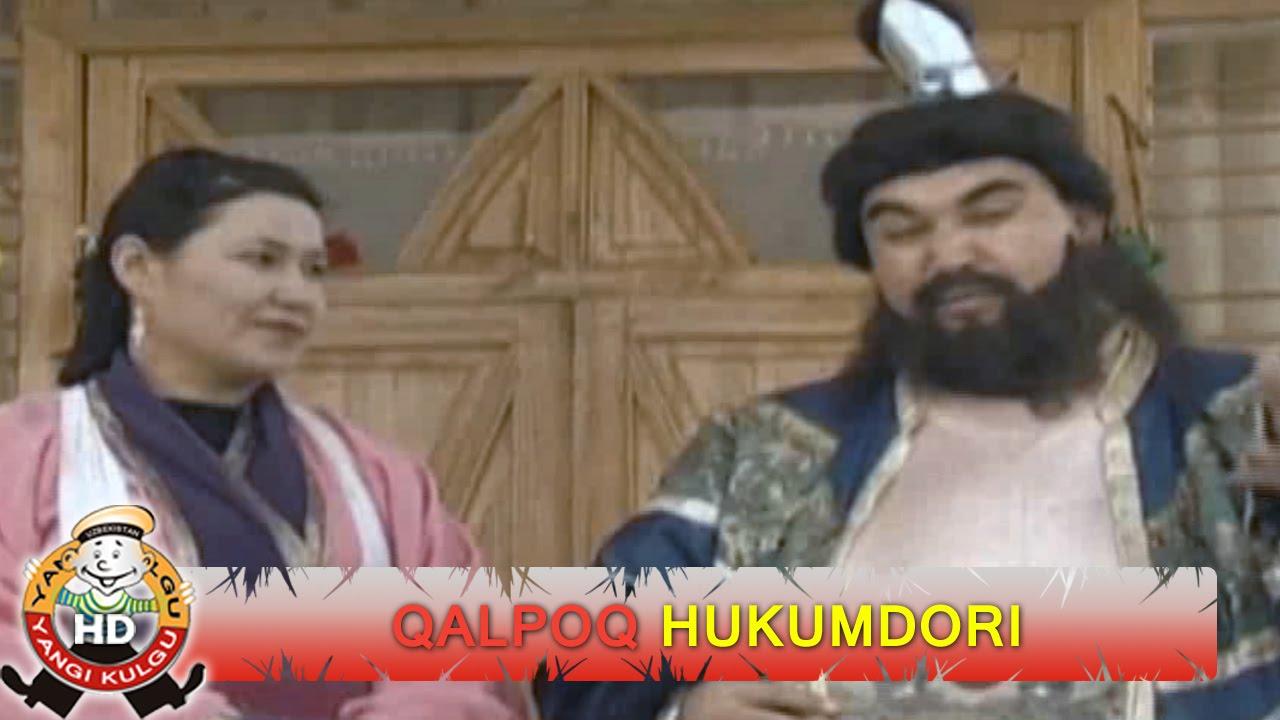 Qalpoq - Qalpoq hukumdori  | Калпок - Калпок хукумдори (hajviy ko'rsatuv)