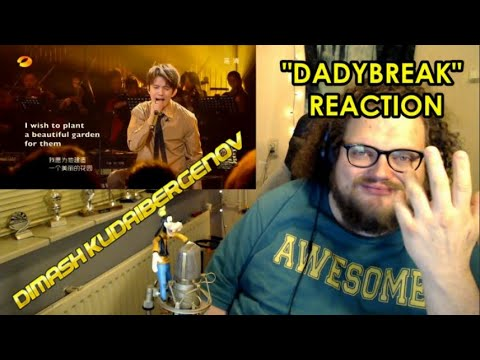 REACTION TO DIMASH KUDAIBERGENOV -- DAYBREAK -- THE SINGER EP. 8 -- IT'S ALL ABOUT THE STORY..