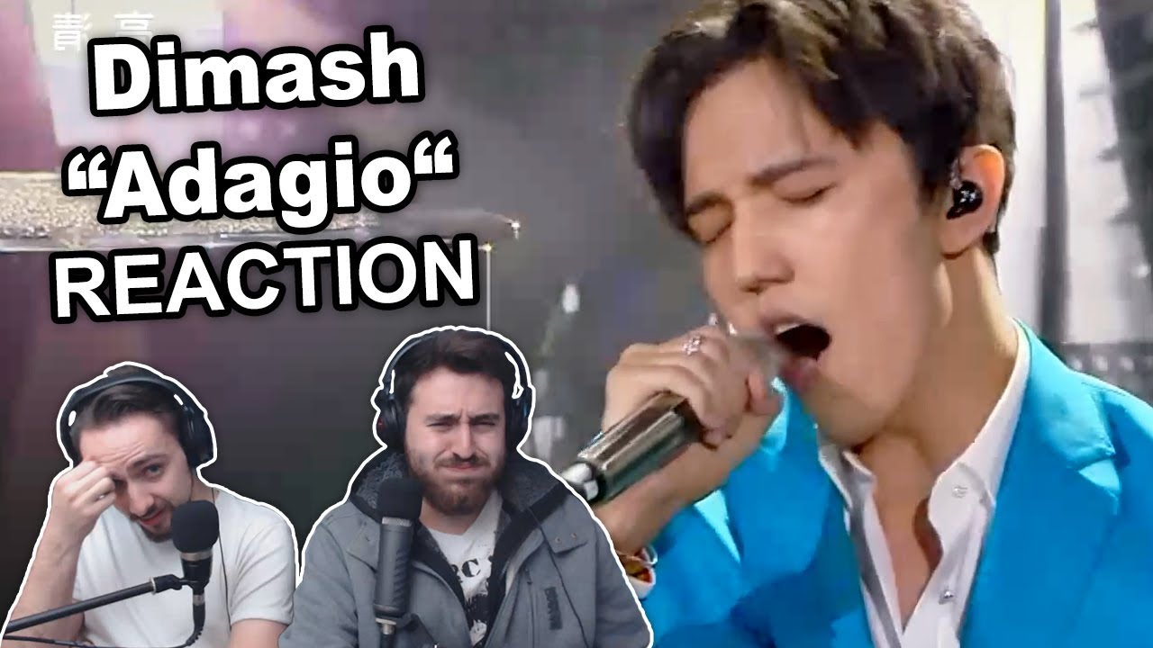 """Singers Reaction/Review to """"Dimash - Adagio (Ep.6)"""""""