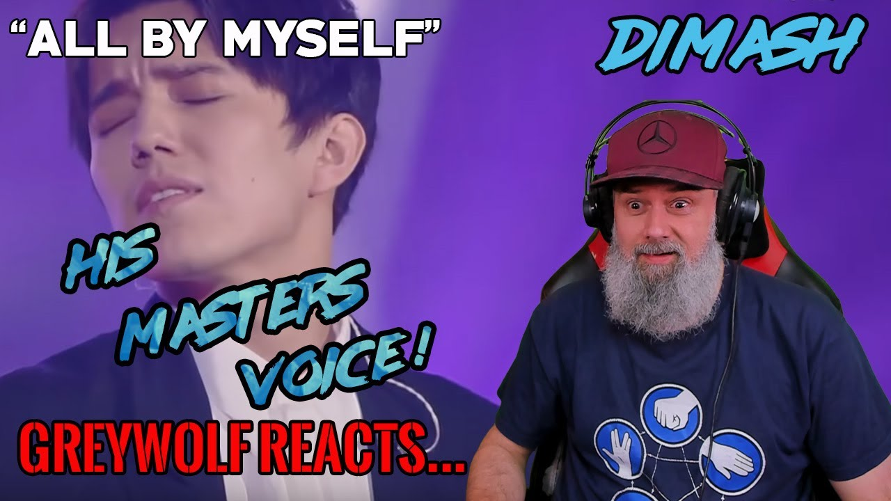 Dimash Kudaibergen - All By Myself REACTION & REVIEW