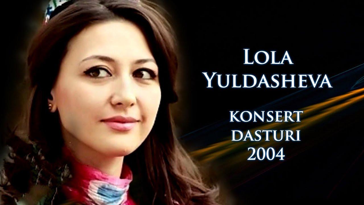 Lola Yuldashevaning 2004-yilgi konsert dasturi