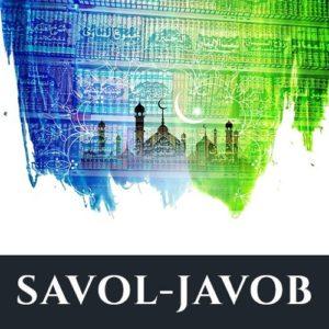 1220 - Savol At - Taxiyyot Qolib Ketsa Yoki Ziyoda Qilib Yuborsa
