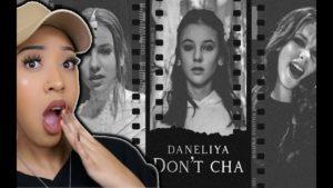 "Daneliya Tuleshova - ""Don't Cha"" (Music Video) | Reaction"