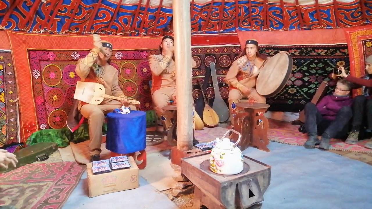 Музыка казахов Монголии / Music kazakhs of Mongolia