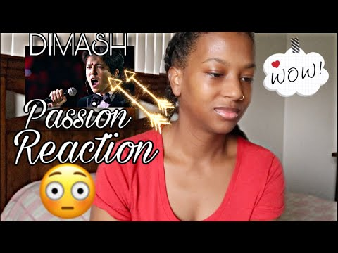 Reacts Dimash Kudaibergen - Passione ~ New Wave 2019