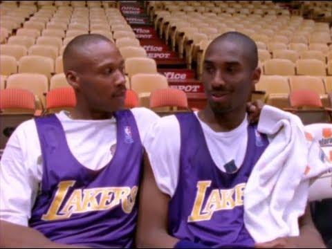 Kobe Bryant: NBA Rookie Year Highlights | Teenager Doing Work!