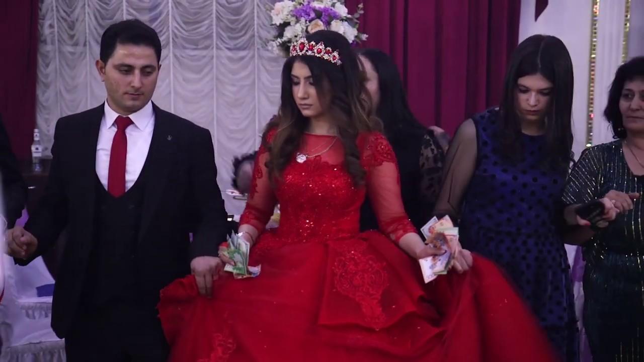 """Курдская свадьба в Алматы  """"кыз той""""  свадьба Самрана и Диланы 2 часть KURDISH wedding DAWATA KURDA"""