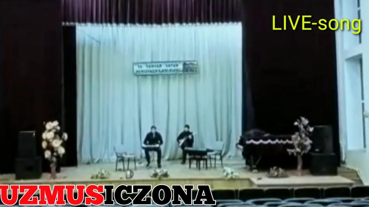 Live song Obiyeme uzbekistan Husan Sadikov new pianino   Живой песня Обыйеме на Узбекский Хусан 2020