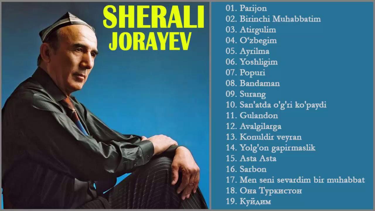 Sherali Jo'rayev Eski Qo'shiqlari  - шерали жураев песни - шерали жураев Жонли ижро 2020