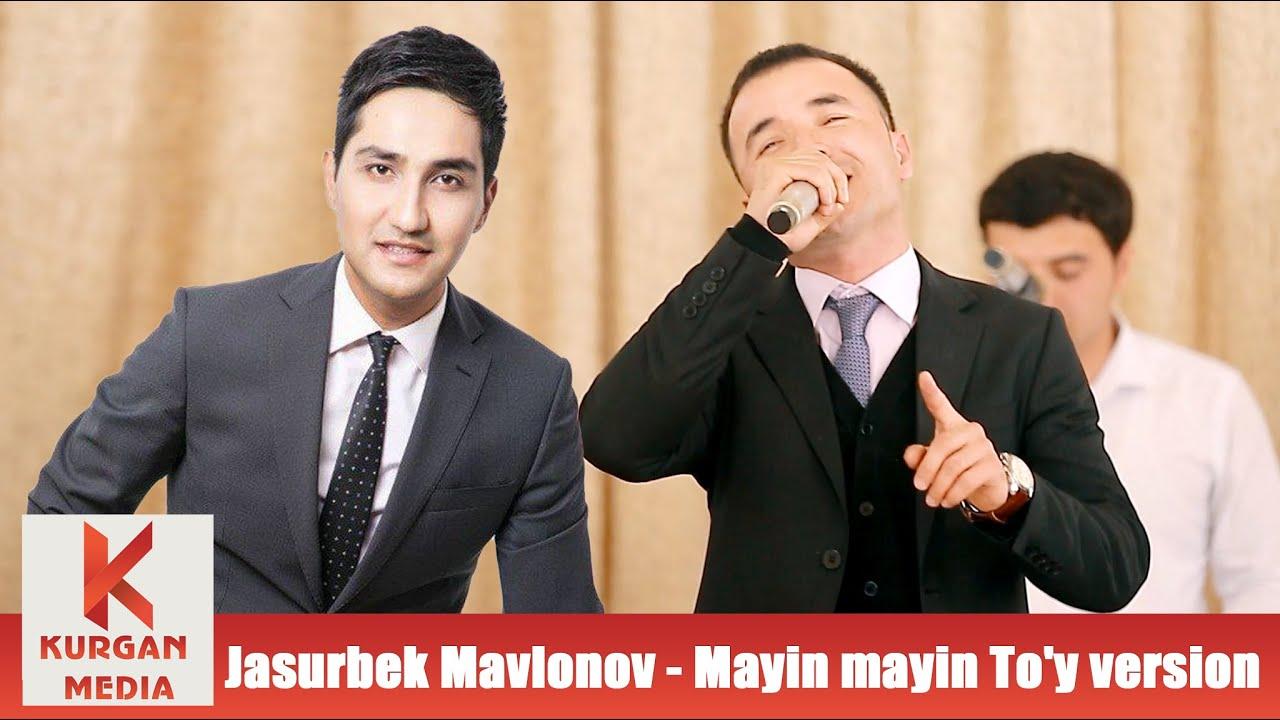 Jasurbek Mavlonov - Mayin mayin To'y version | Жасурбек Мавлонов - Майин-майин туйда
