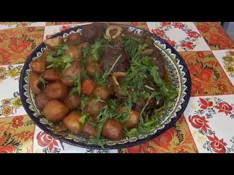 Казан Кебаб (Кабоб) по узбекски. Просто Мясо с картошкой, превращаем в ШЕДЕВР!