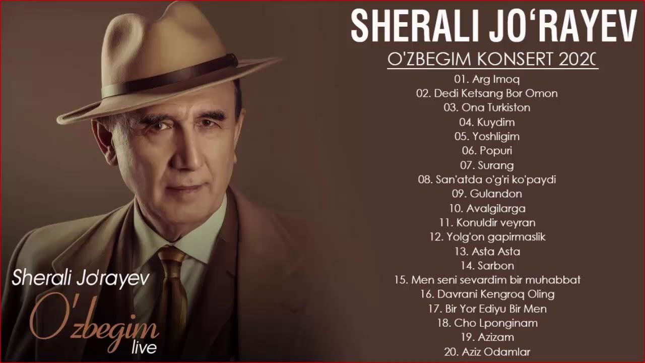 Sherali Jo'rayev Eski Qo'shiqlari  - шерали жураев старые песни - Sherali Jo'rayev qo'shiqlari
