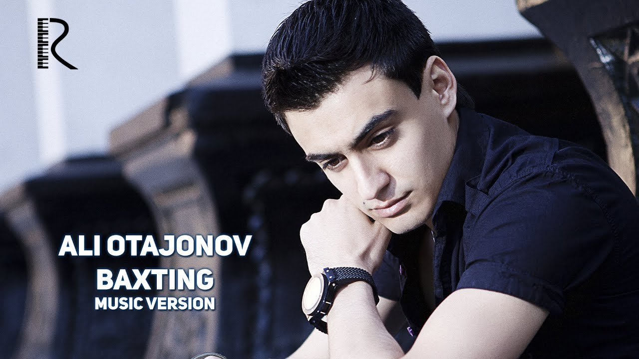Ali Otajonov - Baxting | Али Отажонов - Бахтинг (music version) #UydaQoling