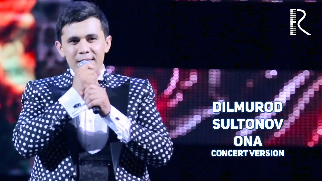 Dilmurod Sultonov - Ona | Дилмурод Султонов - Она (concert version) #UydaQoling