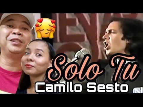 Reacción a Camilo Sesto Solo Tu CAMILO SESTO 🇪🇦 SOLO TU (1976) Superstar,  rockstar, heavy metal 🇵🇭
