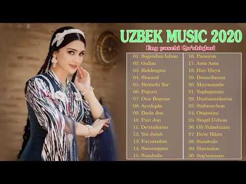 TOP 100 UZBEK MUSIC 2020  - Узбекская музыка 2020 - узбекские песни 2020#