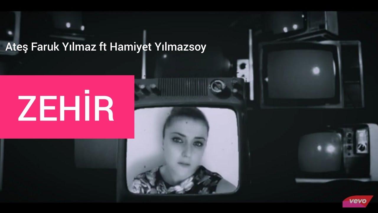 Ateş Faruk Yılmaz ft Hamiyet Yılmazsoy - ZEHİR #pop #slow #türkçepop #netd