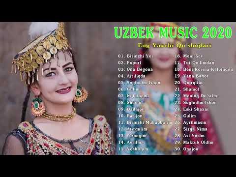 TOP 100 UZBEK MUSIC 2020  -  Узбекская музыка 2020   узбекские песни 2020