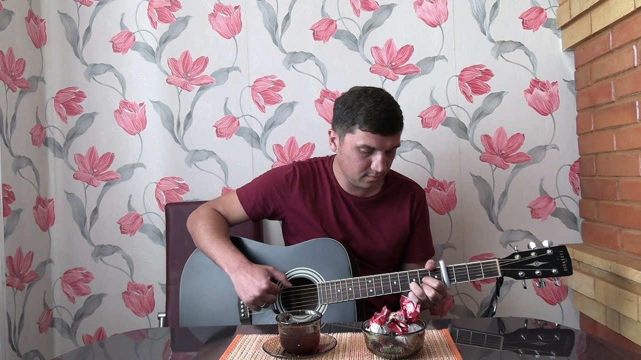 Позови... Красивые и душевные песни под гитару