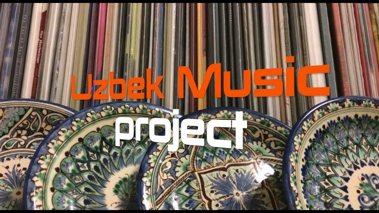 Узбекская эстрадная музыка, часть 2. Uzbek pop music, part 2. (RUS)