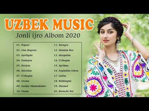 TOP 50 UZBEK MUSIC 2020 || Узбекская музыка 2020 - узбекские песни 2020