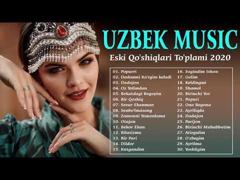 Top 50 Uzbek Music 2020 - узбекские песни 2020 - Узбекская музыка 2020